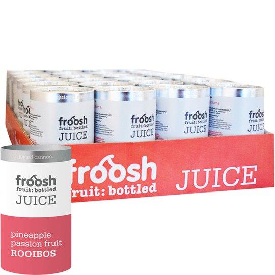 Juice Ananas, Passion & Rooibos - 50% rabatt