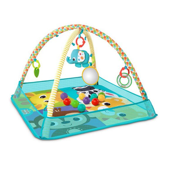 Bright Starts - More-in-One Ball Pit Fun (11154)