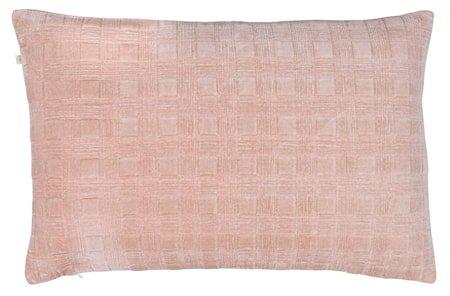 Putetrekk Velvet Box - Powder Pink