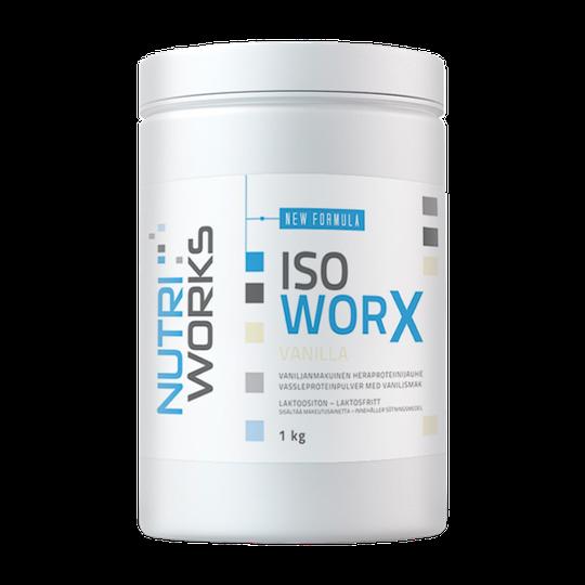 Iso Worx New Formula, 1000 g