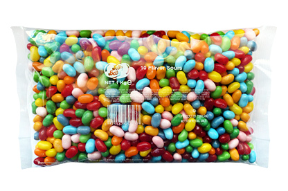 Jelly Belly Sours - 1kg