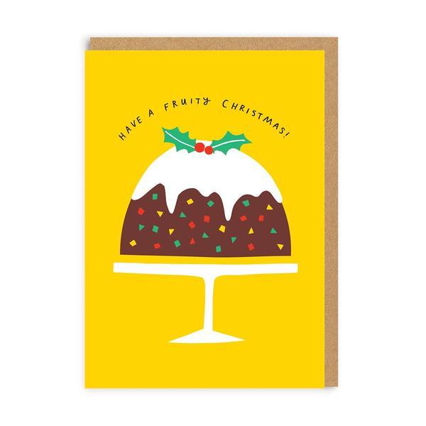Fruity Christmas Card