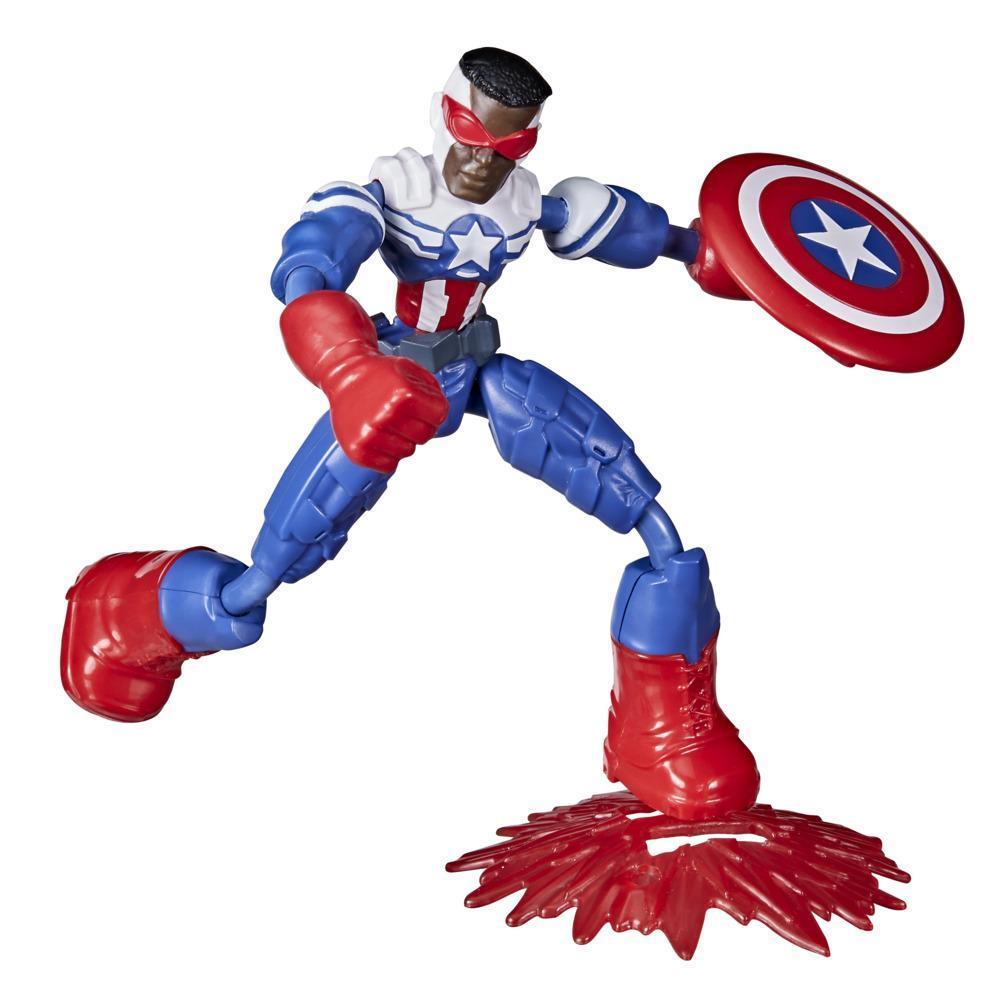 Avengers - Bend & Flex - Captain America Falcon (F0971)