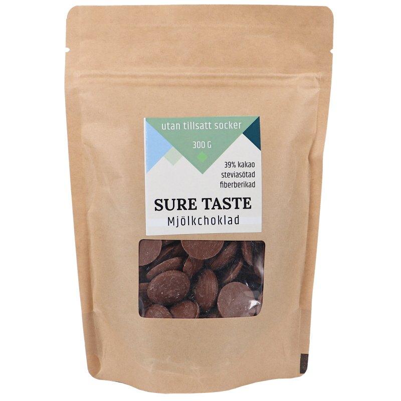 Chokladpellets Mjölkchoklad - 30% rabatt