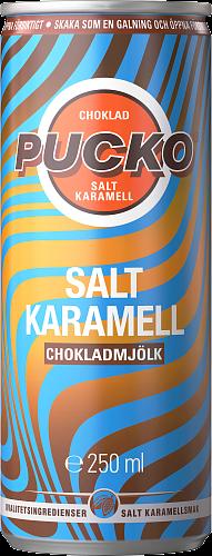 Pucko Salt Karamell Slim Can 25cl