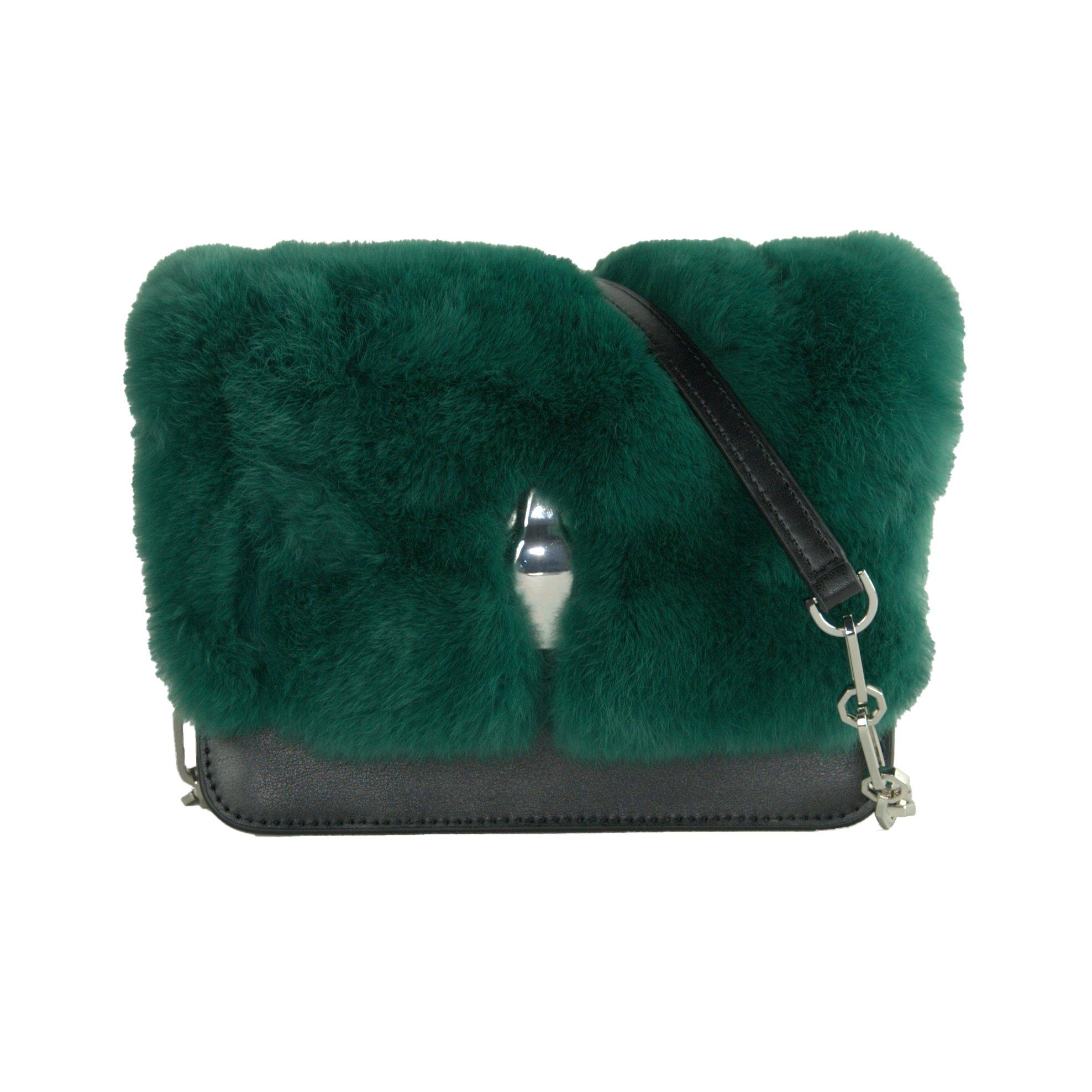 Cavalli Class Women's Handbag Green CA1421351