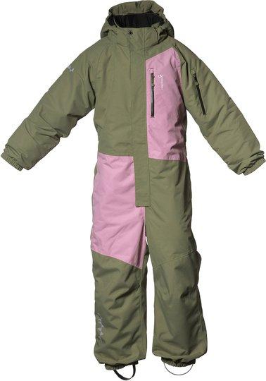 Isbjörn Halfpipe Vinterdress, Dusty Pink 122