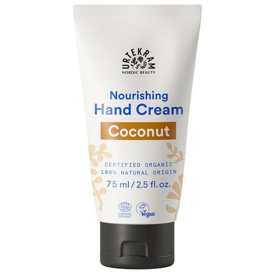 Urtekram Nordic Beauty Coconut Hand Cream, 75 ml
