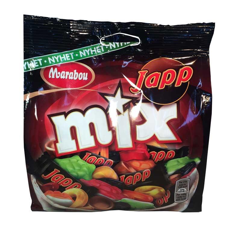 Marabou mix Japp - 40% rabatt
