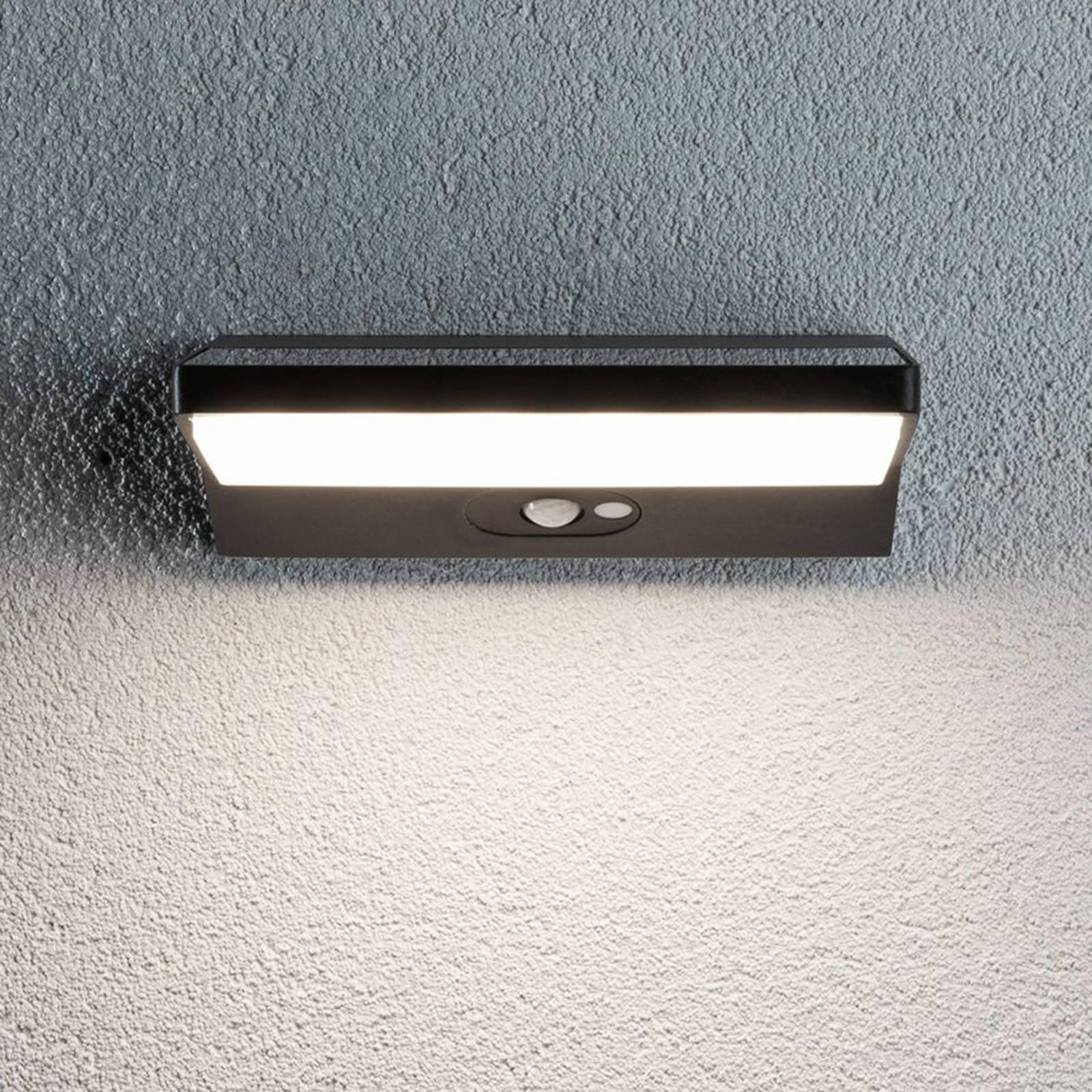 Paulmann 94335 LED-aurinkoseinävalaisin, syvyys 15