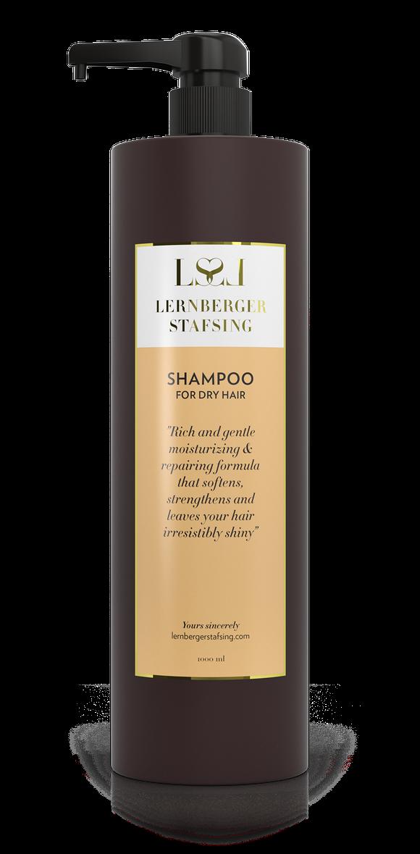 Lernberger Stafsing - Shampoo Dry Hair w. Pump 1000 ml