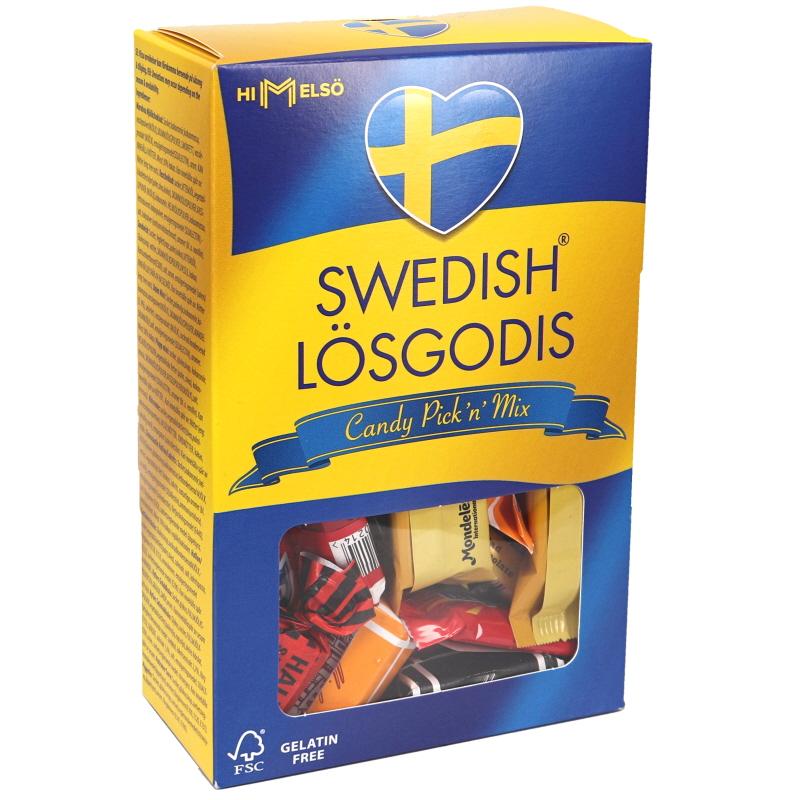 Svenskt Lösgodis - 56% rabatt