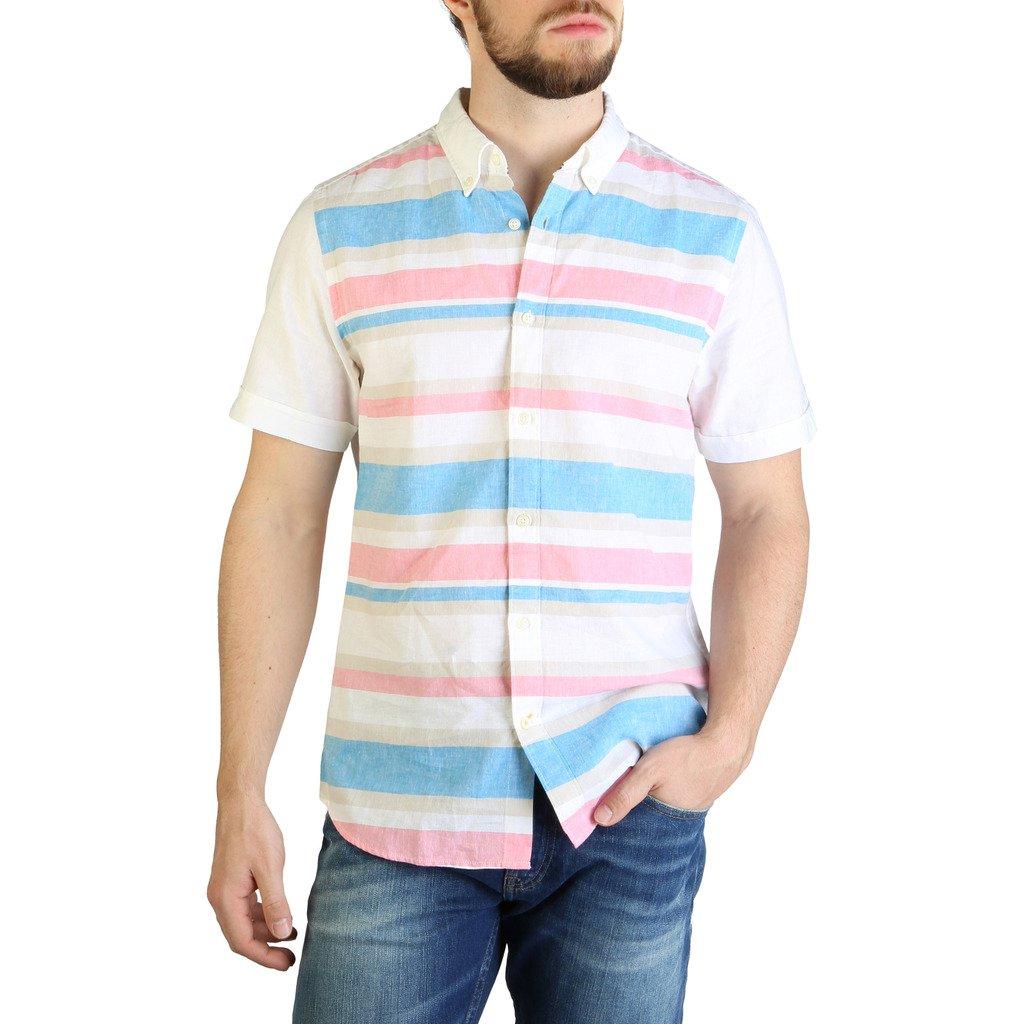 Tommy Hilfiger Men's Shirt White XM0XM00962 - white XS