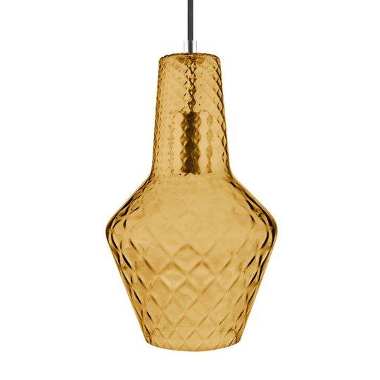 LEDVANCE Vintage 1906 Carved Pendant Bottle oranss