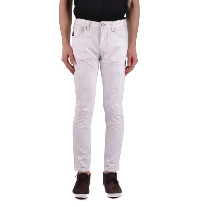 Armani Jeans Men's Jeans White 160866 - white 29