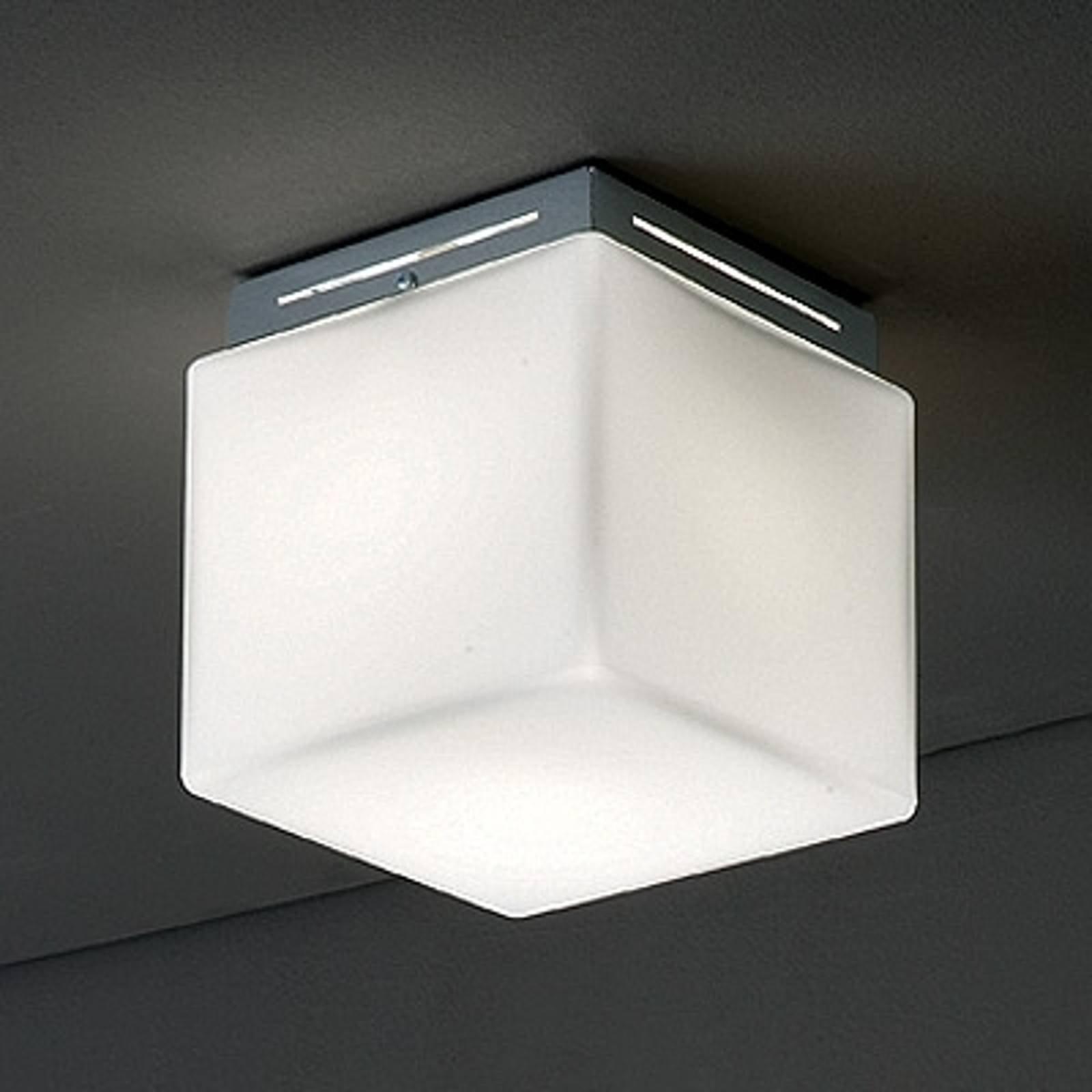 Cubis taklampe i krom