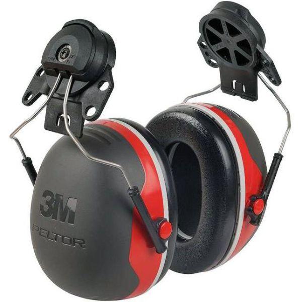 3M Peltor X-series Kuulonsuojain X3P3, kypäräkiinnitys