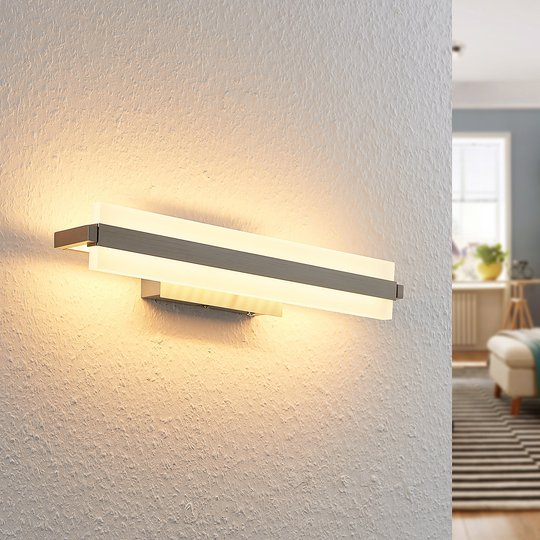 Lindby Vaska -LED-peilivalaisin, 44 cm