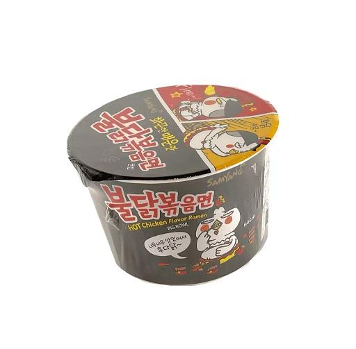 Samyang Hot Chicken Flavour Big Bowl 105g