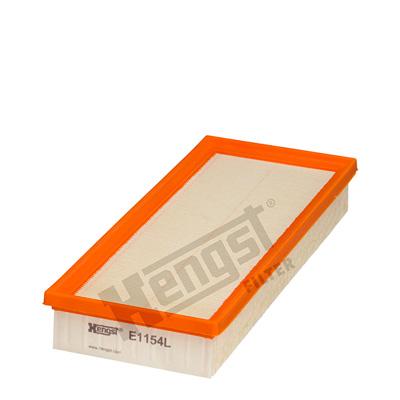 Ilmansuodatin HENGST FILTER E1154L