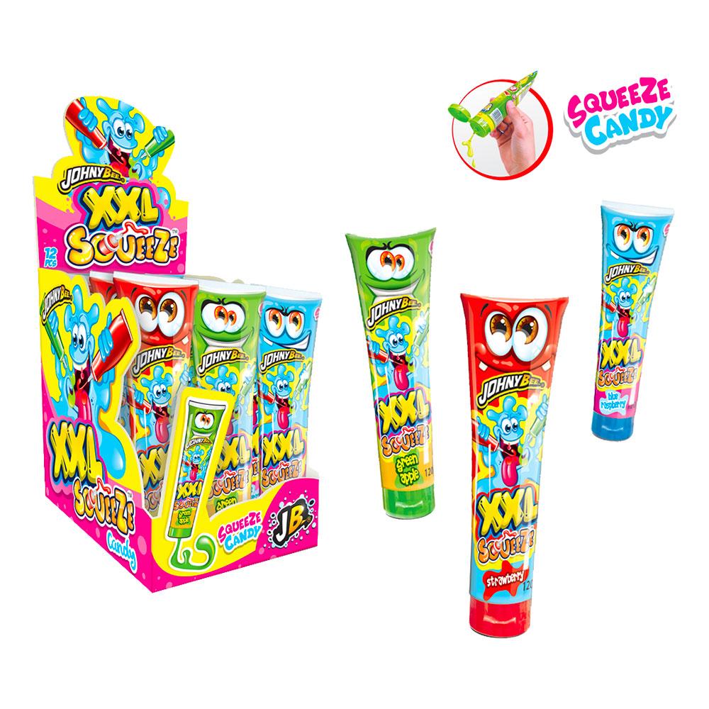 XXL Squeeze Candy Godisgel - 1-pack
