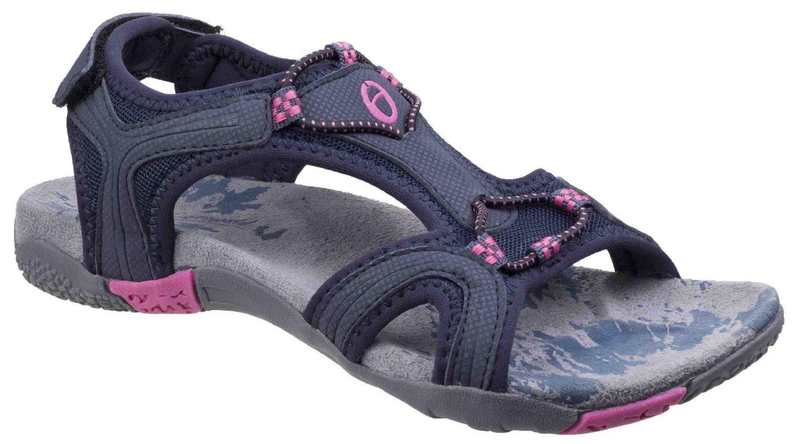Cotswold Women's Cerney Sandal Various Colours 26265 - Navy 3
