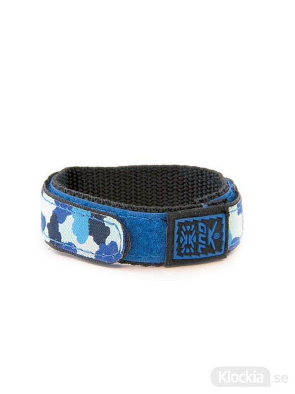 GUL Armband Velcro 16mm - Camo Blue 446102