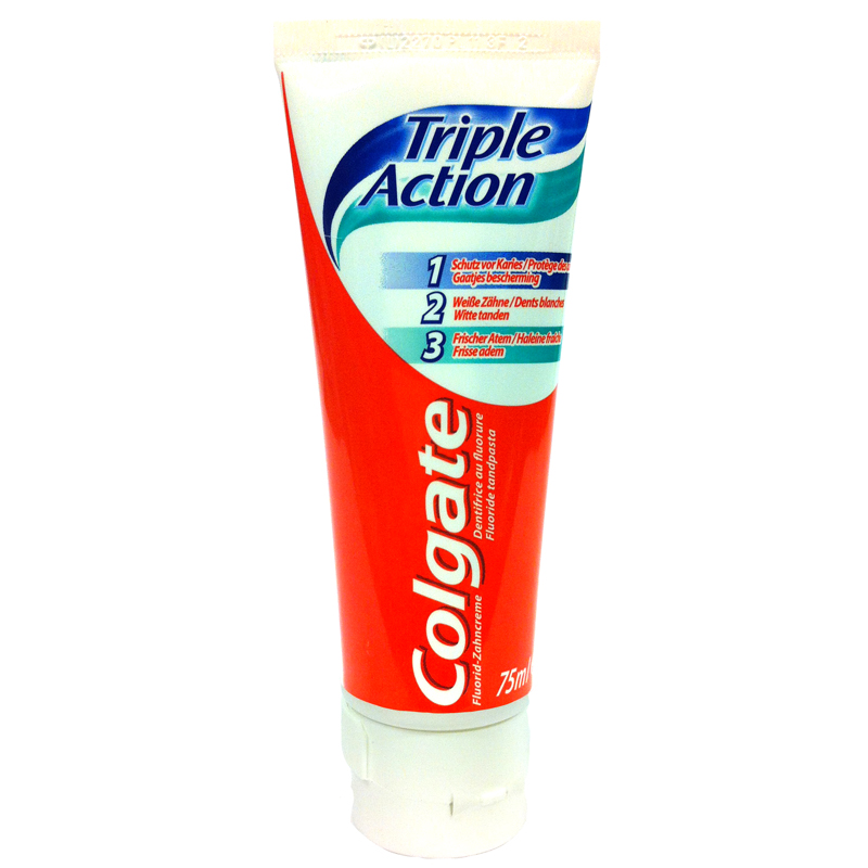 Colgate Triple Action - 41% rabatt