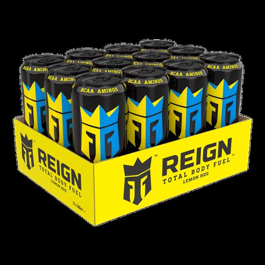 12 x Reign Energy, 50 cl