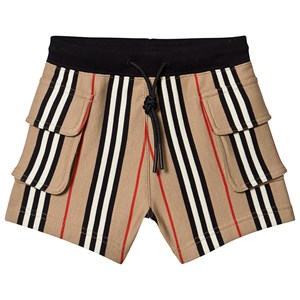 Burberry Icon Stripe Drawcord Shorts Archive Beige 12 years
