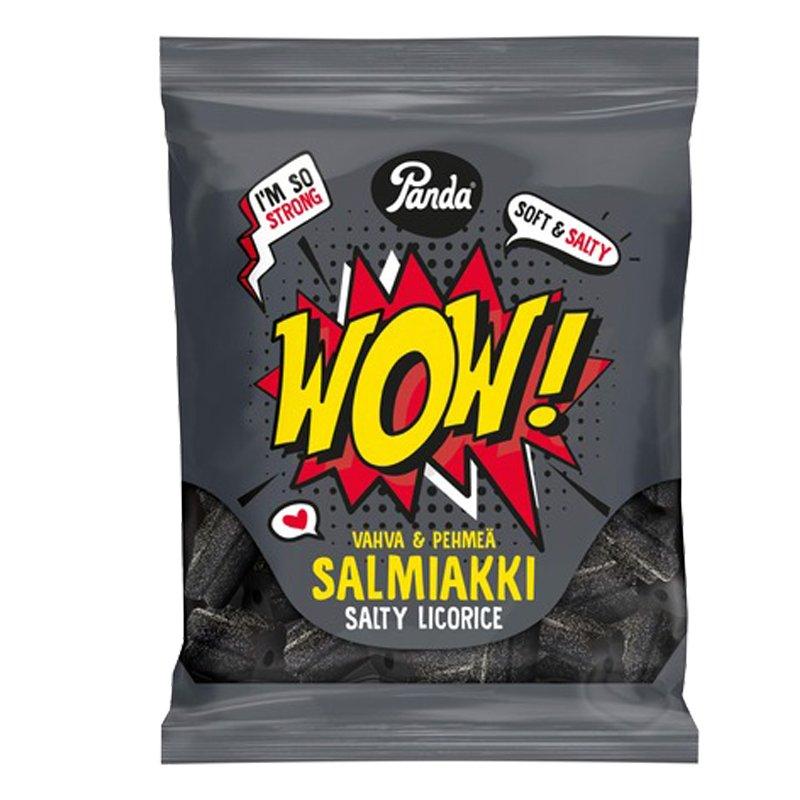 Wow Salmiakki Makeispussi - 20% alennus