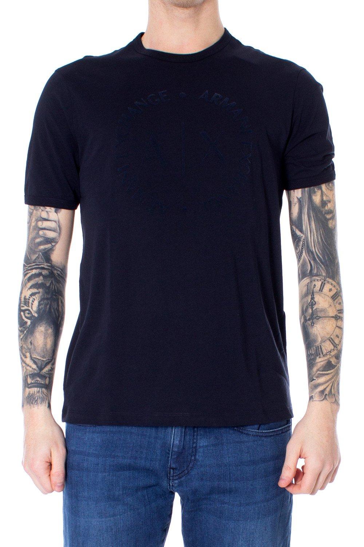 Dsquared Men's T-Shirt Blue 165466 - blue-1 XS