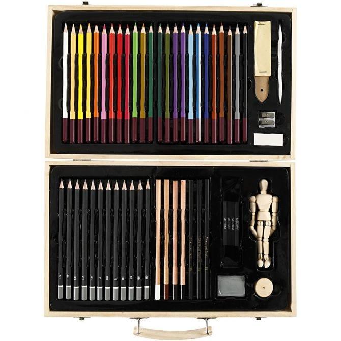 DIY Kit - Sketch & Drawing Set (34299)