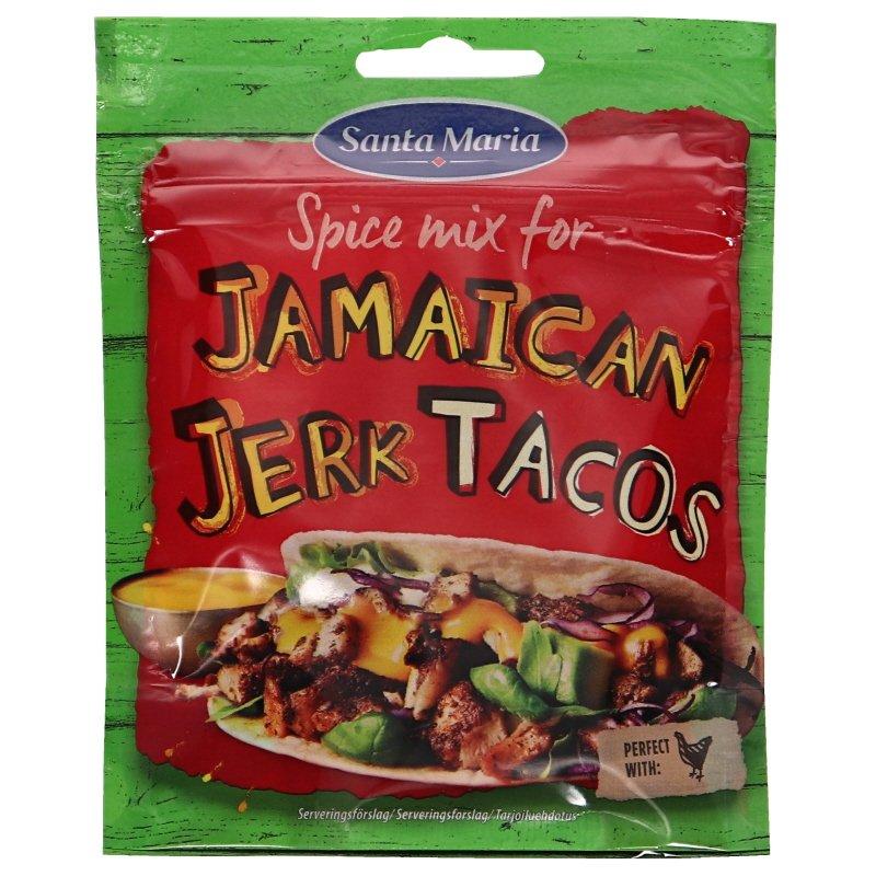 Mausteseos Jamaican Jerk - 13% alennus