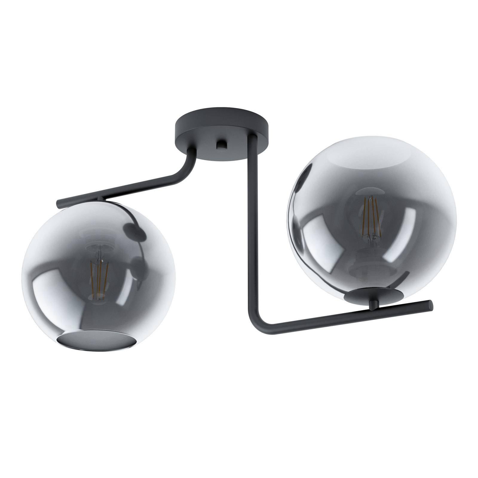 Taklampe Marojales, 2 lyskilder
