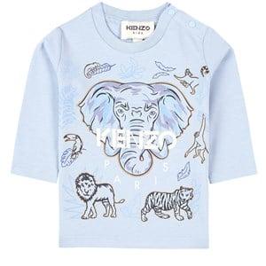 Kenzo Elephant Tröja Blå 6 mån