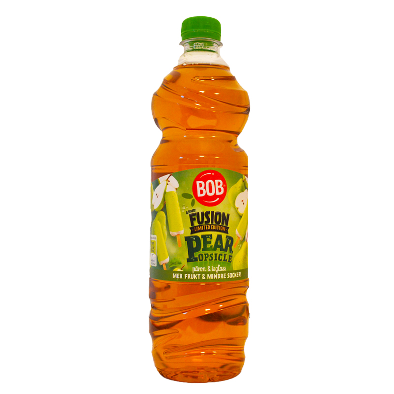 BOB Fruktdryck Päron & Isglass - 47% rabatt