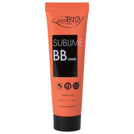 puroBIO Cosmetics Sublime BB Cream, 30 ml