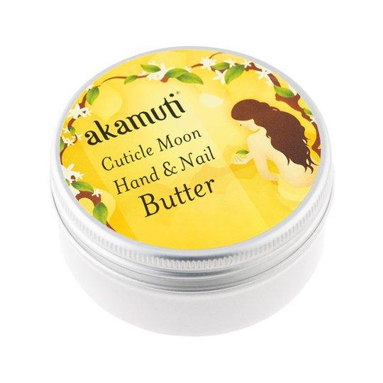 Akamuti Cuticle Moon Hand & Nail Butter, 50 ml