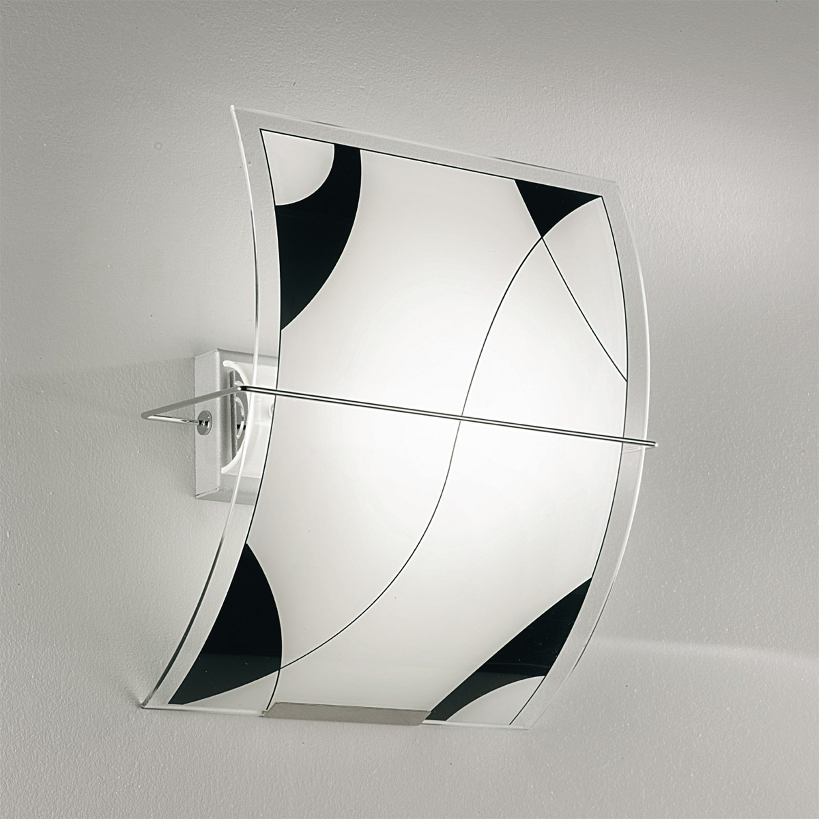 Eksklusiv vegglampe Smart, 25 cm
