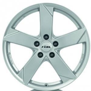 Rial Kodiak Silver 6.5x16 5/105 ET39 B56.6