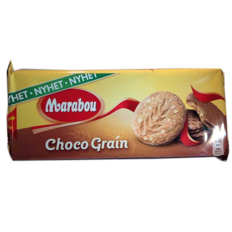 kakor marabou choco grain - 60% rabatt