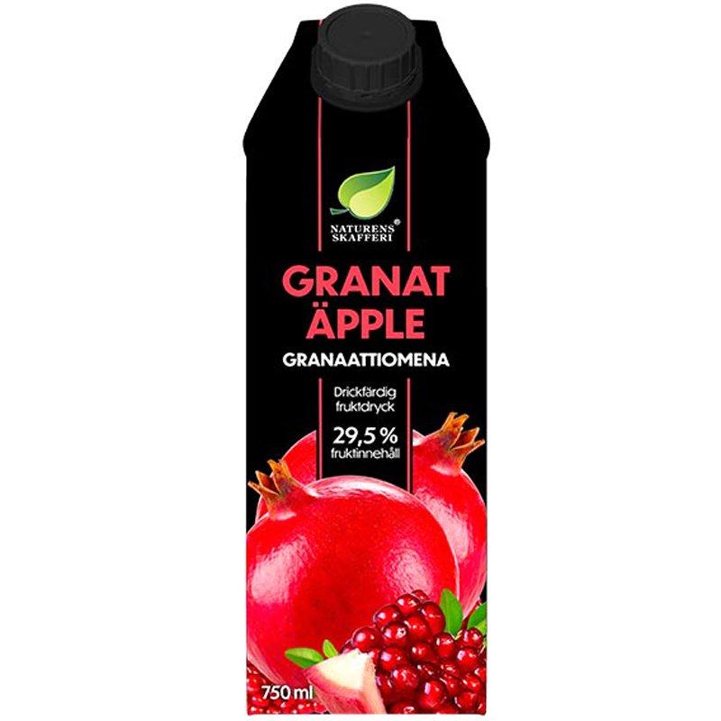 Granaattiomenamehujuoma - 22% alennus