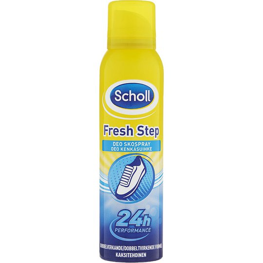 Fresh Step, 150 ml Scholl Jalkojenhoito