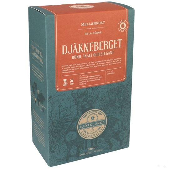 Eko Kaffe Mellanrost hela bönor - 51% rabatt