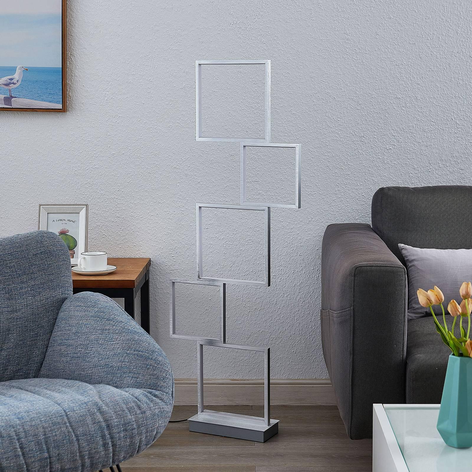 Lindby Adritha -LED-lattiavalaisin