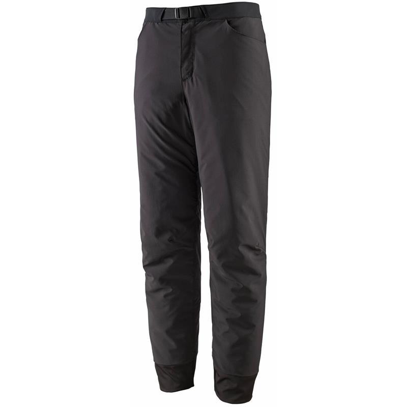 Patagonia M's Tough Puff Pants M Black Bukse med isolerende egenskaper