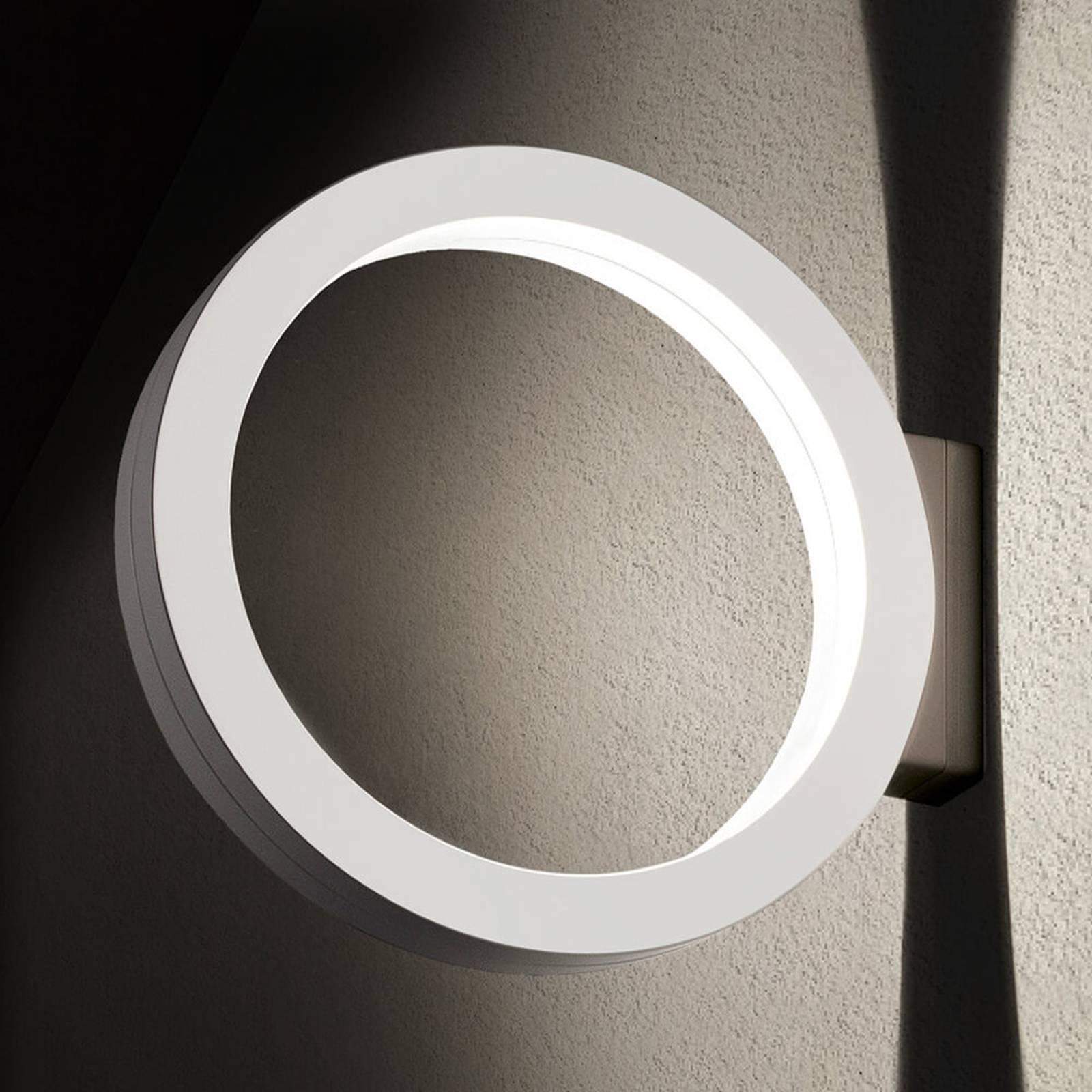Cini&Nils Assolo - valkoinen LED-ulkoseinälamppu