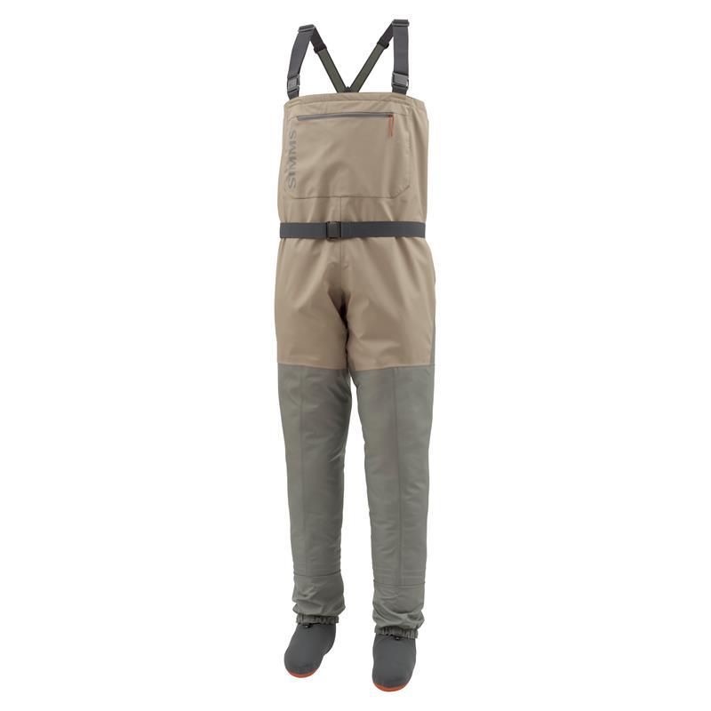 Simms Tributary Stockingfoot XL Tan