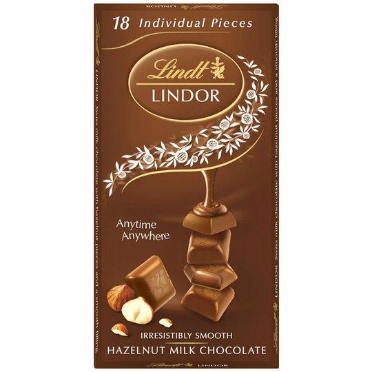 "Mjölkchoklad ""Hazelnut"" 100g - 37% rabatt"